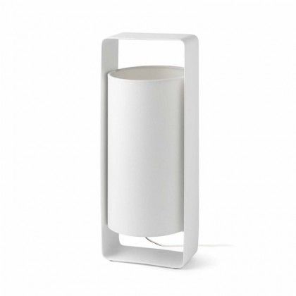 Lula H40 biały - Faro - lampa biurkowa - 28383 - tanio - promocja - sklep