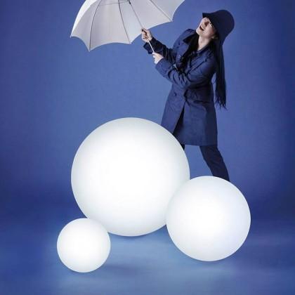 Globo In Ø120 biały - Slide - lampa biurkowa - LP SFE122A - tanio - promocja - sklep