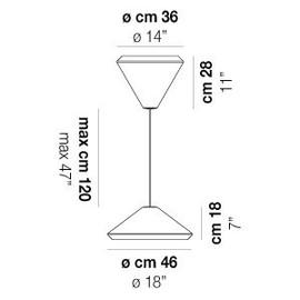 Withwhite SP 36 X - Vistosi - lampa wisząca