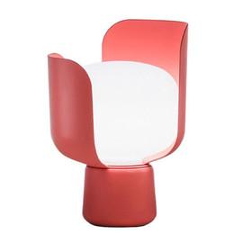 Blom H24 różowy - Fontana Arte - lampa biurkowa