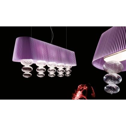 Musa SO OVAL 150 - Vintage - lampa wisząca