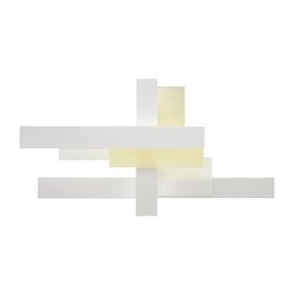 Fields L178 biały - Foscarini - lampa ścienna - 174005 10 - tanio - promocja - sklep