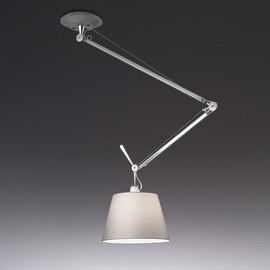 Tolomeo H80 kość słoniowa - Artemide - lampa wisząca