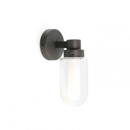 Brume H21.5 czarny - Faro - lampa ścienna - 40076 - tanio - promocja - sklep