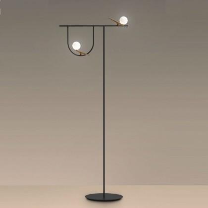 Yanzi H178 złoty, czarny - Artemide - lampa biurkowa - 1102010A - tanio - promocja - sklep
