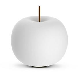 Kushi 33 Ø33 biały, złoty mosiądz - Kundalini - lampa biurkowa