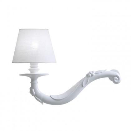 Deja Vu L45 biały - Karman - lampa ścienna - AP627-45B - tanio - promocja - sklep