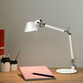 Tolomeo Micro H37 biały lakier - Artemide - lampa biurkowa
