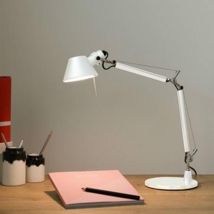 Tolomeo Micro H37 biały lakier - Artemide - lampa biurkowa - 0011820A - tanio - promocja - sklep