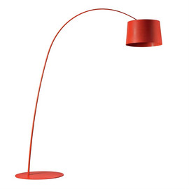 Twiggy H215 różowy - Foscarini - lampa podłogowa