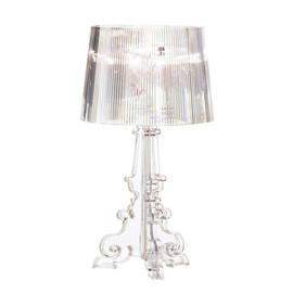 Bourgie H68-78 przezroczysty - Kartell - lampa biurkowa
