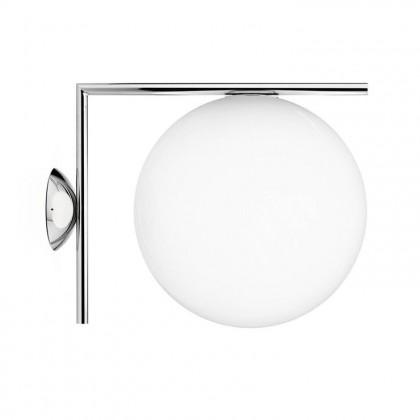 Ic W1 L28 chrom - Flos - lampa ścienna - F3178057 - tanio - promocja - sklep