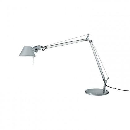 Tolomeo H64,5 aluminium - Artemide - lampa biurkowa - A004800 + A004030 - tanio - promocja - sklep