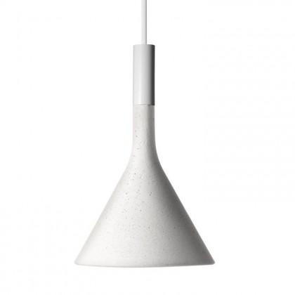 Aplomb Mini Ø11,5 biały - Foscarini - lampa wisząca - 195027R1-10 - tanio - promocja - sklep