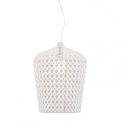 Kabuki H63 biały - Kartell - lampa wisząca - 917503 - tanio - promocja - sklep