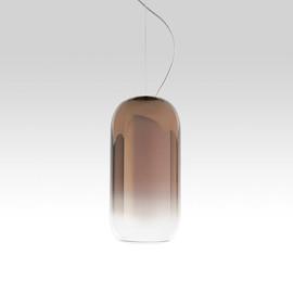 Gople Mini Ø14.5 brąz - Artemide - lampa wisząca