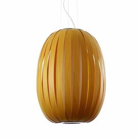 Pod Ø53 żółty - Luzifer LZF - lampa wisząca