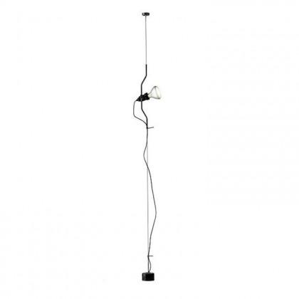 Parentesi H180-400 czarny - Flos - lampa sufitowa - F5400030 - tanio - promocja - sklep