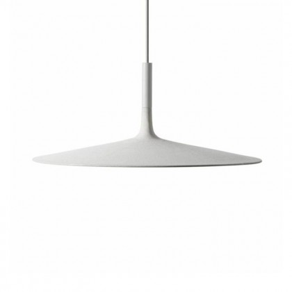 Aplomb Large Ø45 biały - Foscarini - lampa wisząca - 195017 10 - tanio - promocja - sklep