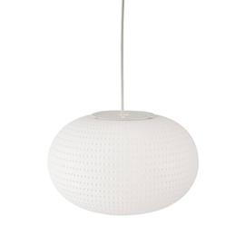 Bianca Ø30 biały - Fontana Arte - lampa wisząca