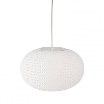 Bianca Ø30 biały - Fontana Arte - lampa wisząca - 4306BI - tanio - promocja - sklep