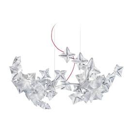 Hanami L53 przezroczysty - Slamp - lampa wisząca