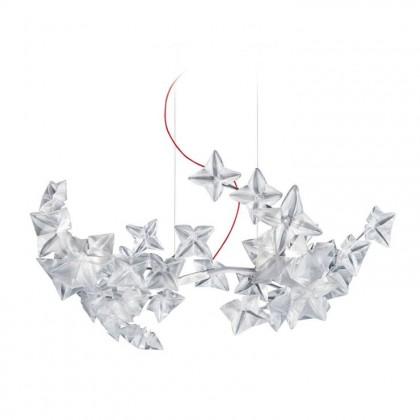Hanami L53 przezroczysty - Slamp - lampa wisząca - HAN78SOS0000LE000 - tanio - promocja - sklep