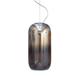 Gople Ø21 srebrny - Artemide - lampa wisząca