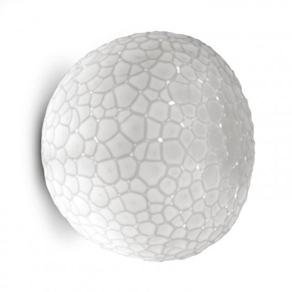 Meteorite Ø35 biały - Artemide - lampa ścienna - 1701010A - tanio - promocja - sklep