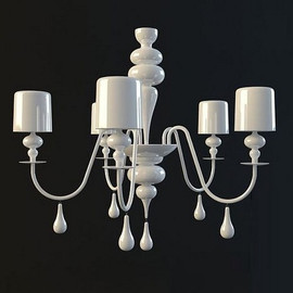Eva S5 - Masiero - lampa wisząca