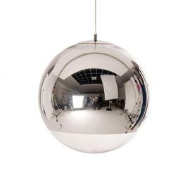 Mirror Ball Ø40 chrom - Tom Dixon - lampa wisząca