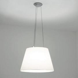 Tolomeo Ø52 szary perłowy - Artemide - lampa wisząca