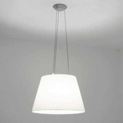Tolomeo Ø52 szary perłowy - Artemide - lampa wisząca - 0782010A + 0781060A - tanio - promocja - sklep