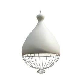Le Trulle Ø58 biały - Karman - lampa wisząca