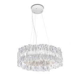 Accordeon Ø57 przezroczysty biały wnętrze - Slamp - lampa wisząca