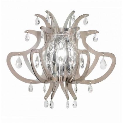 Lillibet L38 dymiony - Slamp - lampa ścienna - LIL14APP0001FT000 - tanio - promocja - sklep