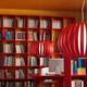 Poppy Ø63 drewno wiśniowe - Luzifer LZF - lampa wisząca - POPY SP 21 - tanio - promocja - sklep Luzifer LZF POPY SP 21 online
