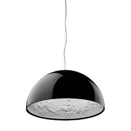 Skygarden 2 Ø90 czarny - Flos - lampa wisząca