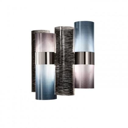 La Lollo H30 dymiony niebieski - Slamp - lampa ścienna - LAL87APP0000GR000 - tanio - promocja - sklep