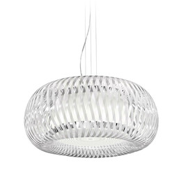 Kalatos Prisma Ø63 przezroczysty - Slamp - lampa wisząca