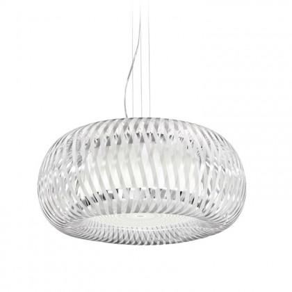 Kalatos Prisma Ø63 przezroczysty - Slamp - lampa wisząca - KLT86SOS0000LE000 - tanio - promocja - sklep