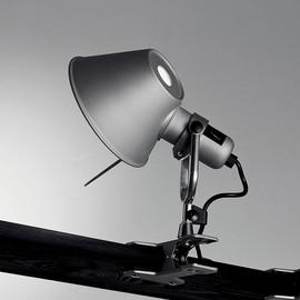 Tolomeo H23 aluminium - Artemide - lampa biurkowa