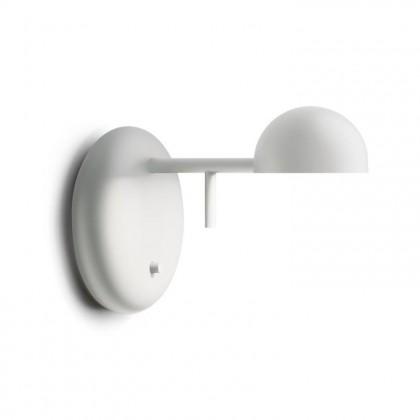 Pin L15 biały matowy - Vibia - lampa ścienna - 1675 93 /10 - tanio - promocja - sklep