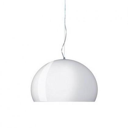 Small Fl/Y Ø38 biały - Kartell - lampa wisząca - 905303 - tanio - promocja - sklep
