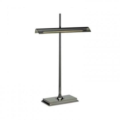 Goldman H40 ciemnostalowy - Flos - lampa biurkowa - F3440030 - tanio - promocja - sklep