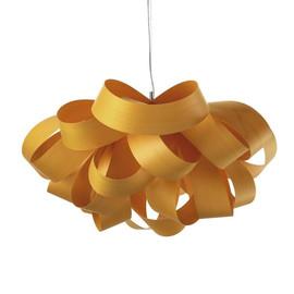 Agatha Ø76 żółty - Luzifer LZF - lampa wisząca