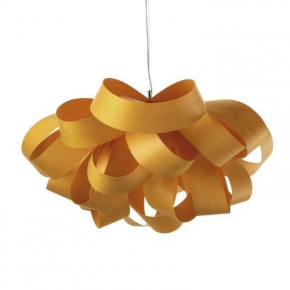 Agatha Ø76 żółty - Luzifer LZF - lampa wisząca - ATA SP 24 - tanio - promocja - sklep