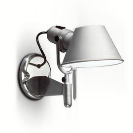 Tolomeo Faretto H23 alu - Artemide - lampa ścienna
