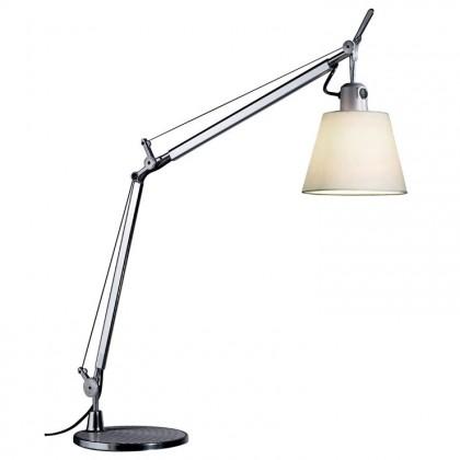 Tolomeo Basculante H66 kość słoniowa - Artemide - lampa biurkowa - 0947010A + A004030/0 - tanio - promocja - sklep