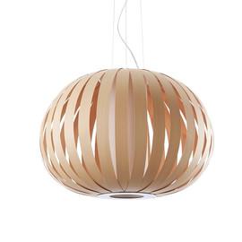 Poppy Ø63 brązowy - Luzifer LZF - lampa wisząca